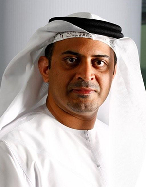 His Excellency Hani Al Hamli, Secretary General of the Dubai Competitiveness Office