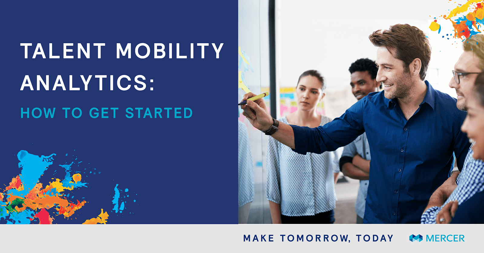 Talent Mobility Analytics: How to Get Started