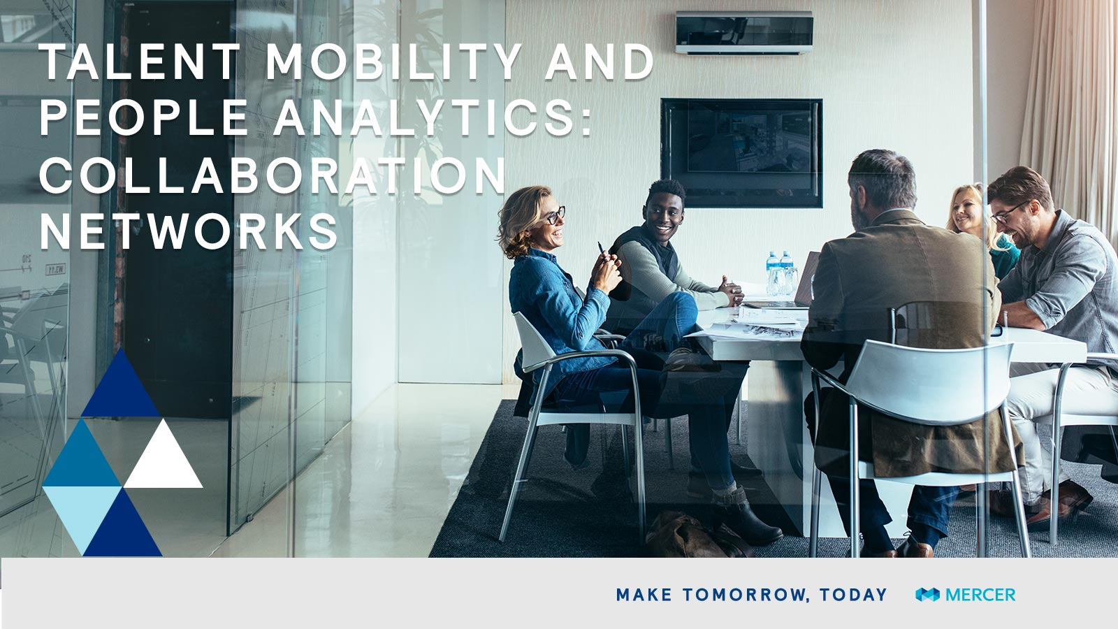 Talent Mobility and People Analytics: Collaboration Networks