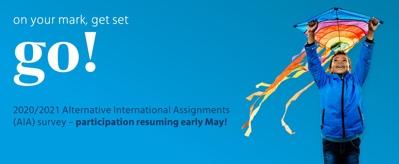 Participate in Mercer's Alternative International Assignments Survey