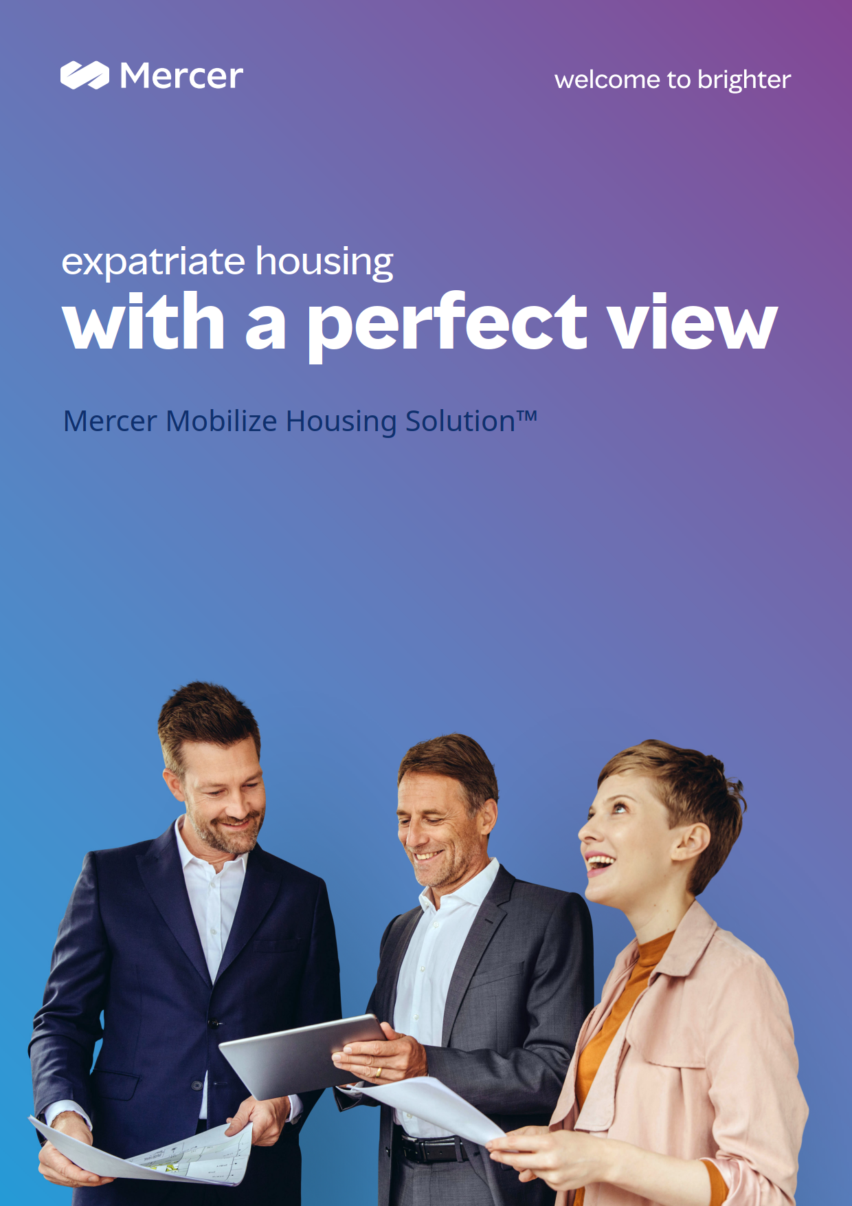 Mercer Mobilize Housing Solution Brochure